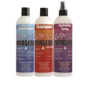 Panagenics Triple sæt pakke, med Step 1, 2 og 3